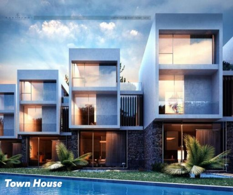 Chalet 162m Fully Finished for sale in Water Way - North Coast
