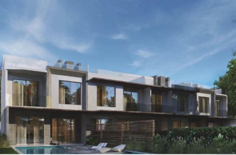 apartment for sale with installments in Vinci - New Capital