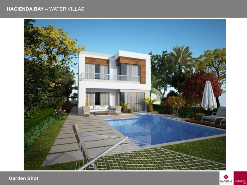 Chalet 136m Fully Finished for sale in Hacienda Bay   - North Coast