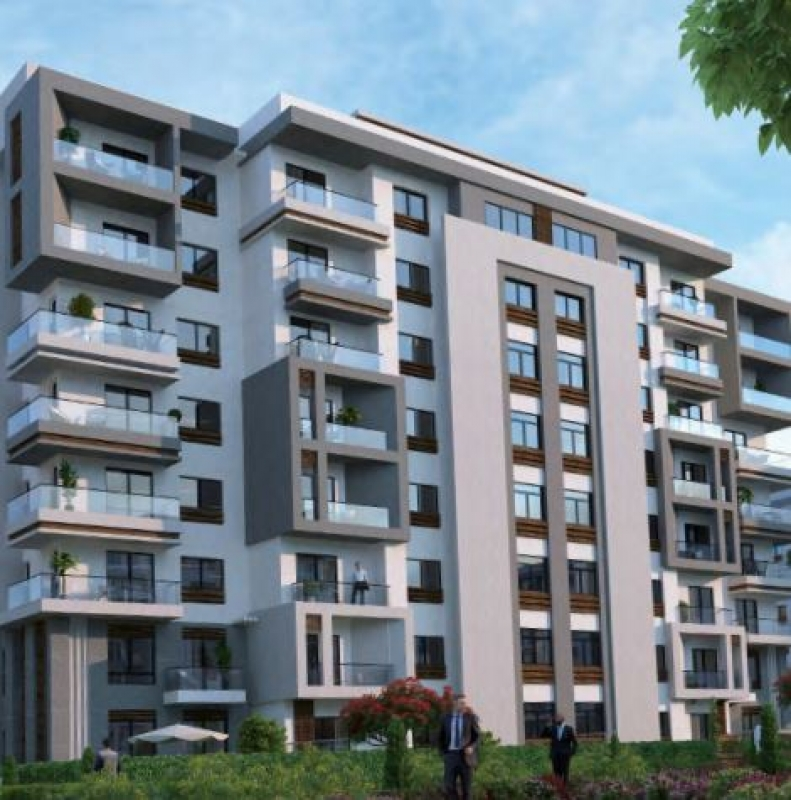 Apartment 200 Sqm for sale in Bleu Vert- New Capital