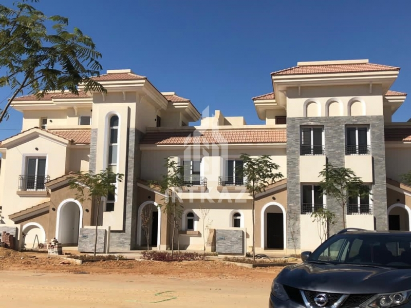 Villa Fully Finished for sale 163m with Installment in El Maqsed - New Capital