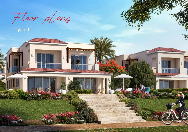 Twin House 165m Fully Finished For Sale in Telal - Soul - North Coast