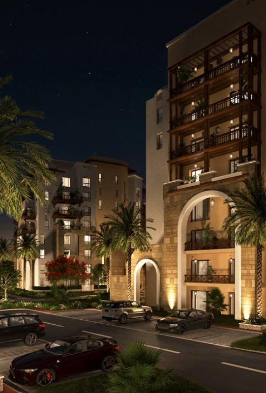 Apartment 130 m for sale in Anakaji - New Capital