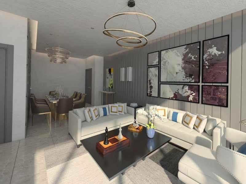 Apartment 139 Sqm fully finished in Atika  - New Capital