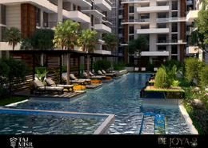 Apartment 169m 3 Bedrooms for Sale with Installment in DeJoya - New Capital