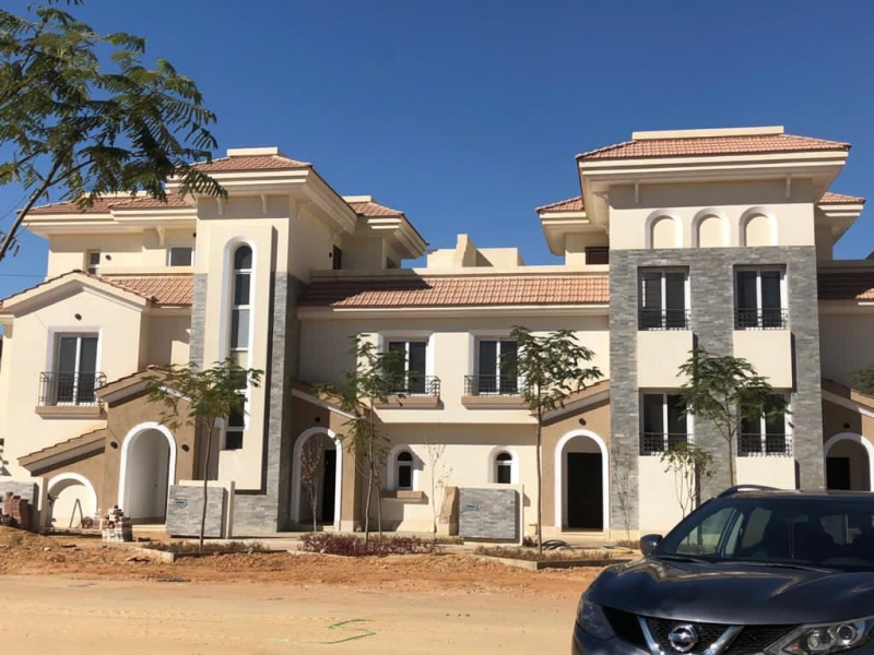Apartment 163 Sqm Fully finished for sale in El Maqsed - New Capital