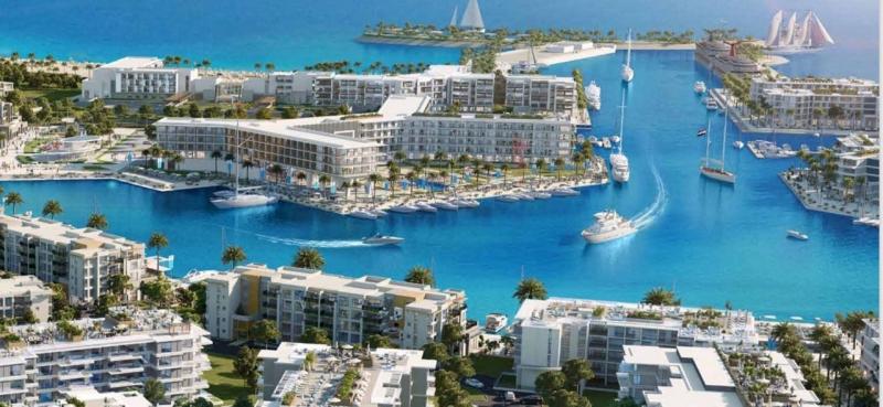 Hotel Apartment Fully Furnished 196m for sale in Marassi - Vida- North Coast