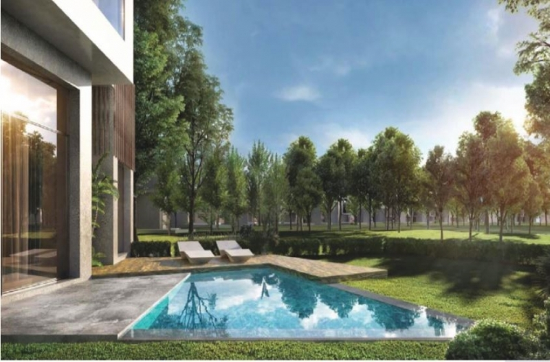 Twin house 316m for Sale with installments in vinci - Misr italia - New Capital