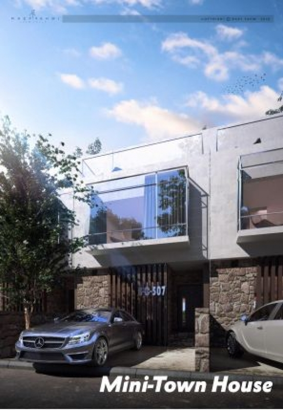 Twin House 314m Fully Finished for sale in Water Way - North Coast
