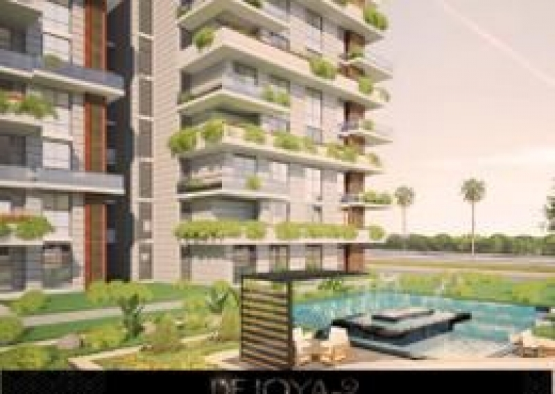 For Sale Apartment 110m 2 Bedrooms with Installment in DeJoya - New Capital