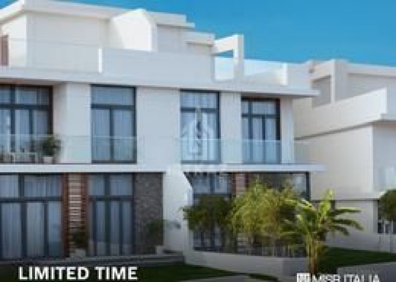 Twin house 251m for sale in Il bosco - New Capital
