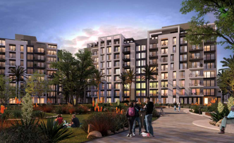 Studio 63 Sqm for sale in Zed East - New Capital