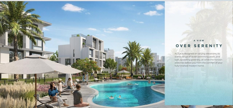 Town House 219m Fully Finished for sale in Marassi - Altea - North Coast