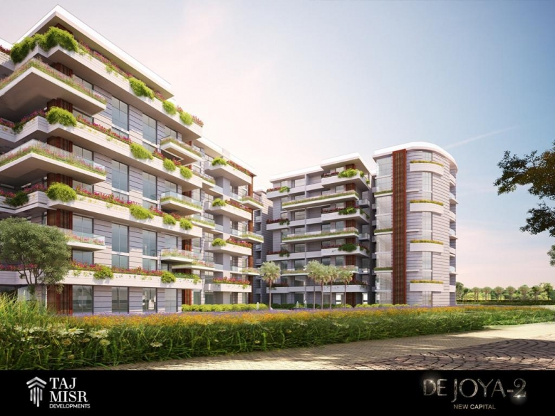 Apartment 179 Sqm for Sale in Dejoya 1 - New Capital