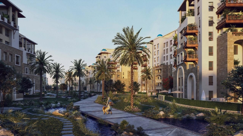 Apartment 162m for sale in Anakaji - New Capital