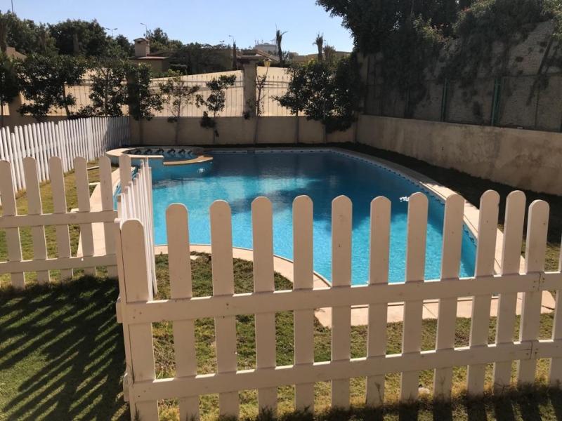 فيلا بحمام سباحة للبيع the villa القاهره الجديده villa with swimming pool sale the villa New Cairo