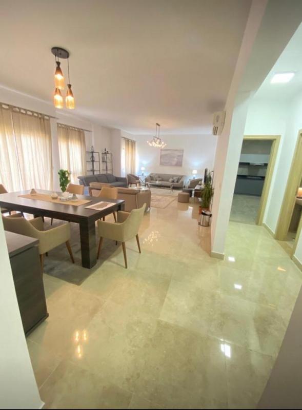 Chance Deliver Now Apartment by 7 years Installment in Marasem كمبوند المراسم التجمع