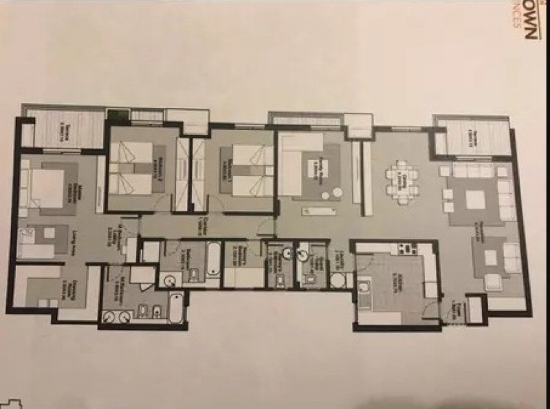 For sale apartment 255m in Eastown Sodic