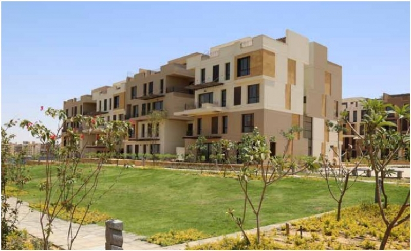 For Sale Apartment  in Compound Eastown SODIC New Cairo Beside AUC