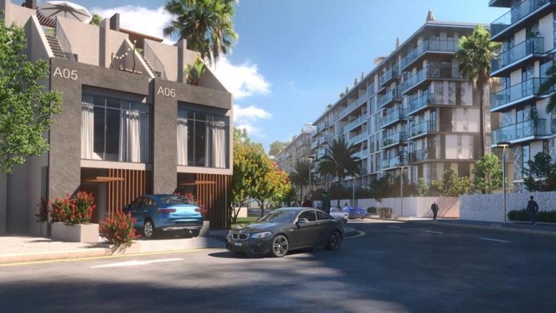 Lowest Price Town Villa by 6.5 Years in Mostakbal City اقل سعر تاون هاوس بالتقسيط فى المستقبل