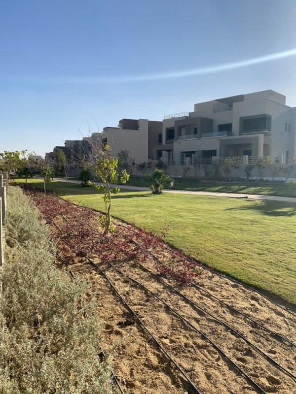 Deliver Now Twin Villa by 8 years Installment in PK1 Palm Hills
