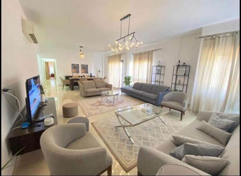 Deliver Now Super Lux Apartment by 7 years in Marasem كمبوند المراسم التجمع