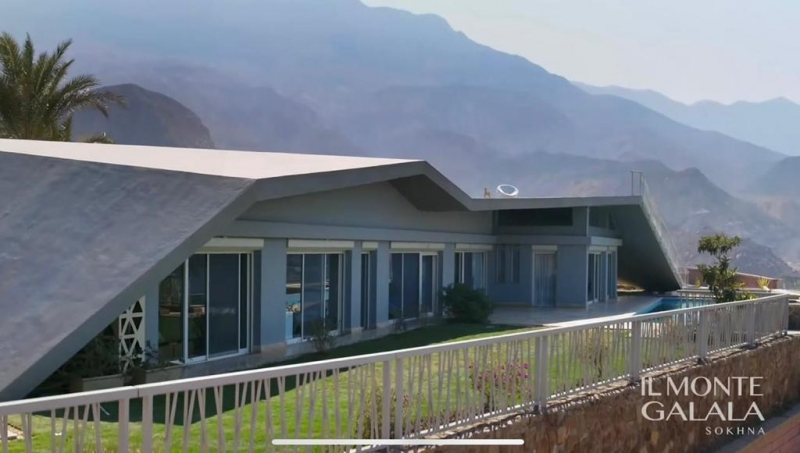Chalet Sea View in IL Monte Galala by Tatwir Misr over 9 Years