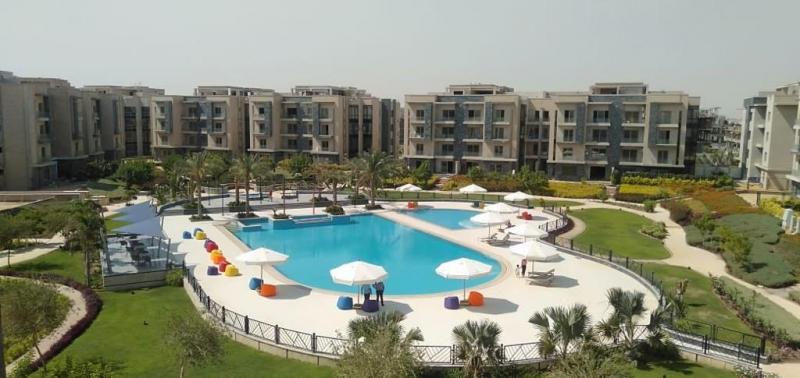 فرصه للبيع شقق استلام فورى على 6 سنين كمبوند جاليريا Delivered Apartment + Installment in Galleria New Cairo