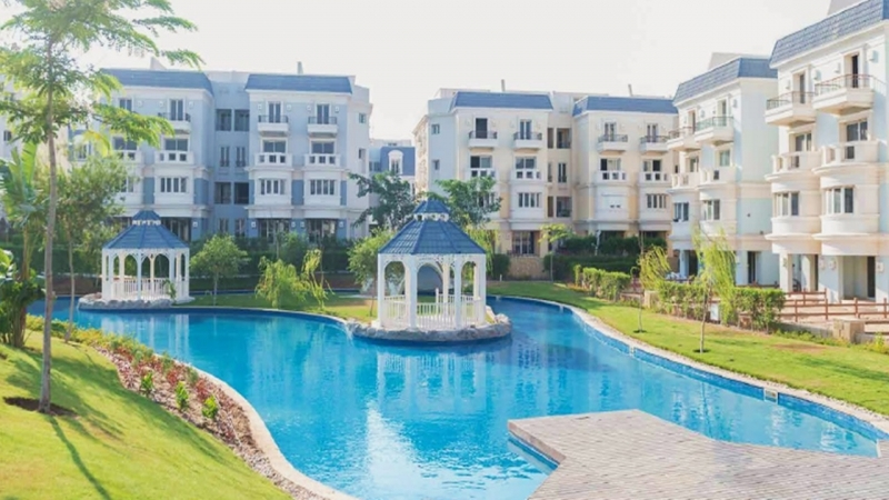 Exclusive Apartment in Mountain View Icity New Cairo by Mountain View