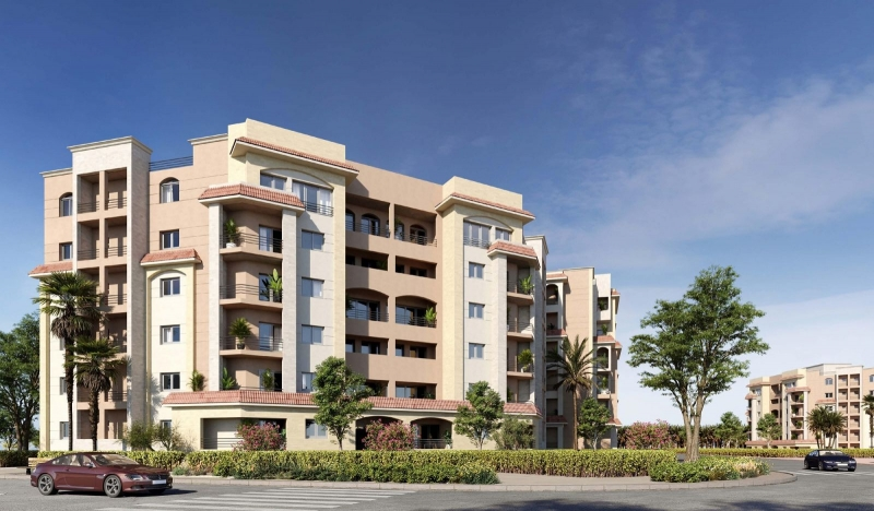 Apartment 187m fully finished for sale in el maqsed- new capital