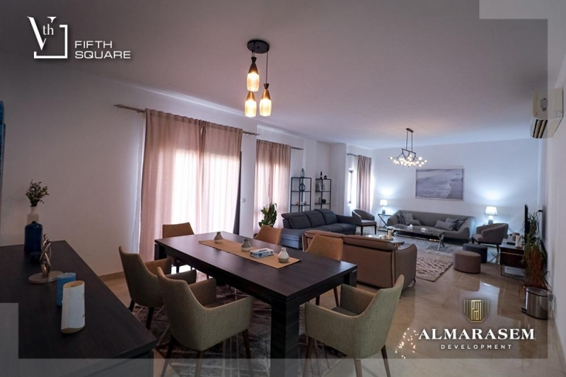 Fully Finished Penthouse Apartment with ACs in Fifth Square
