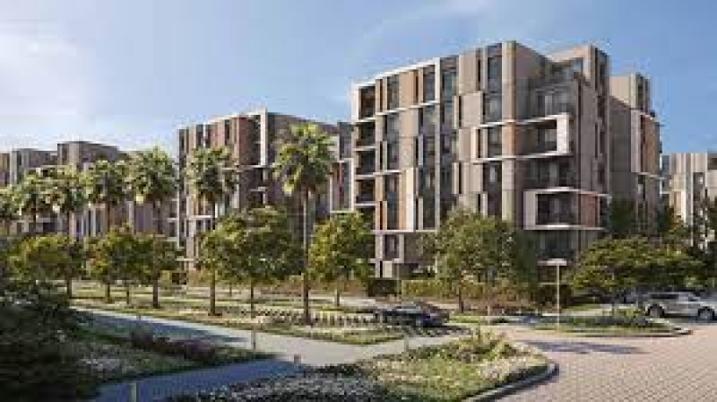 Apartment  for sale Swan Lake Residence New Cairo