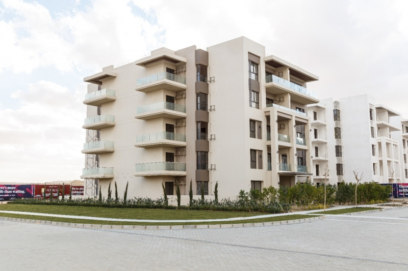 Apartment for Sale in Compound The Address East new cairo