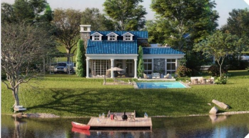 Stand alone villa in Mountain View Icity New Cairo