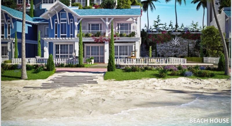 Ivilla Beach House Mountain View