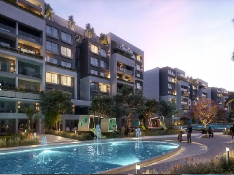 Apartment 160m for sale in Residence 8 - New Capital