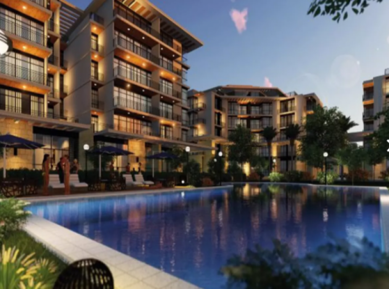 apartment fully Finished 150m for sale  in capital heights 2 - New Capital