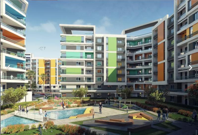 apartment192m  for sale with installments in il mondo - New Capital