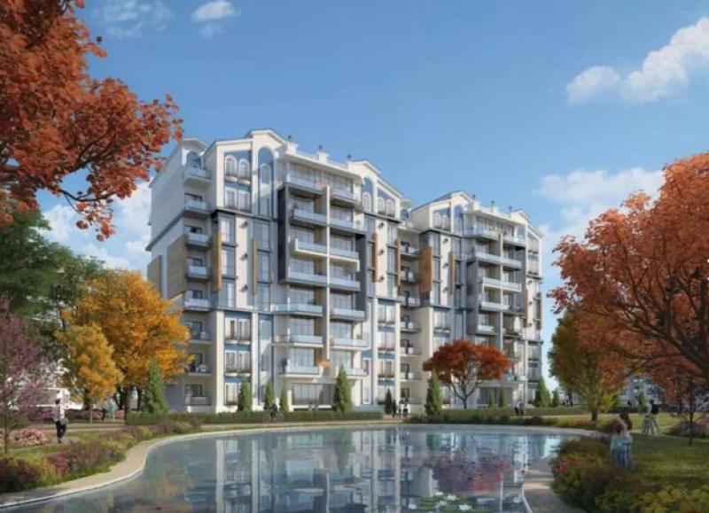 apartment 120m for sale in floria compund new capital