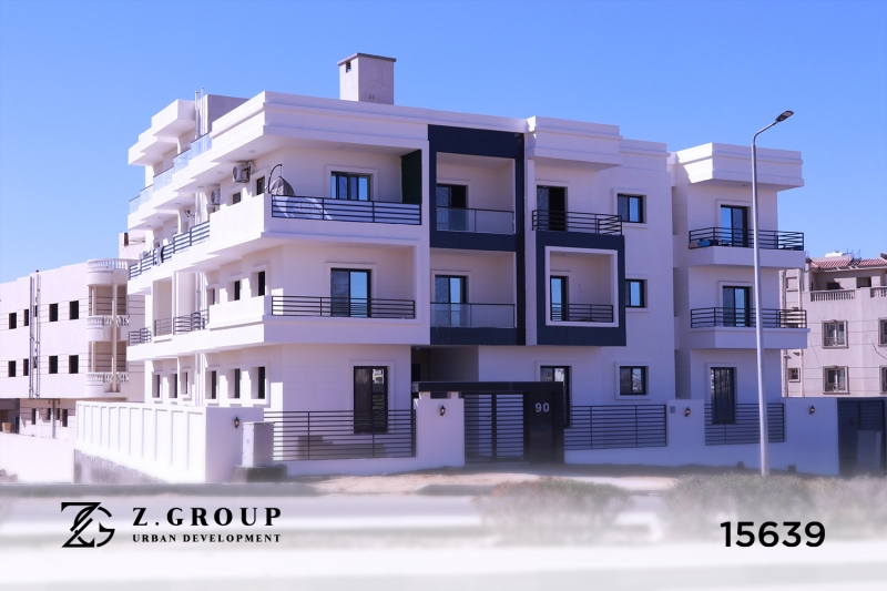 Apartment instant delivery For Sale 170 with Roof 160 in shorouk city