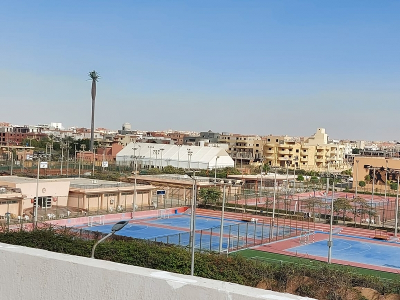 Apartment instant delivery For Sale 154 with Roof 106 in shorouk city